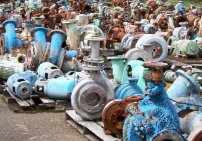 Used Industrial Pumps